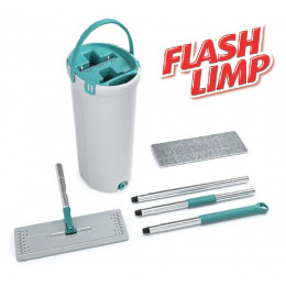 MOP LAVA E SECA FIT FLASH LIMP